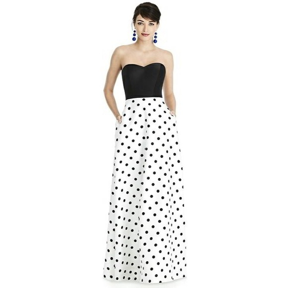 ALFRED SUNG Dresses & Skirts - NWT Alfred Sung gown size 10